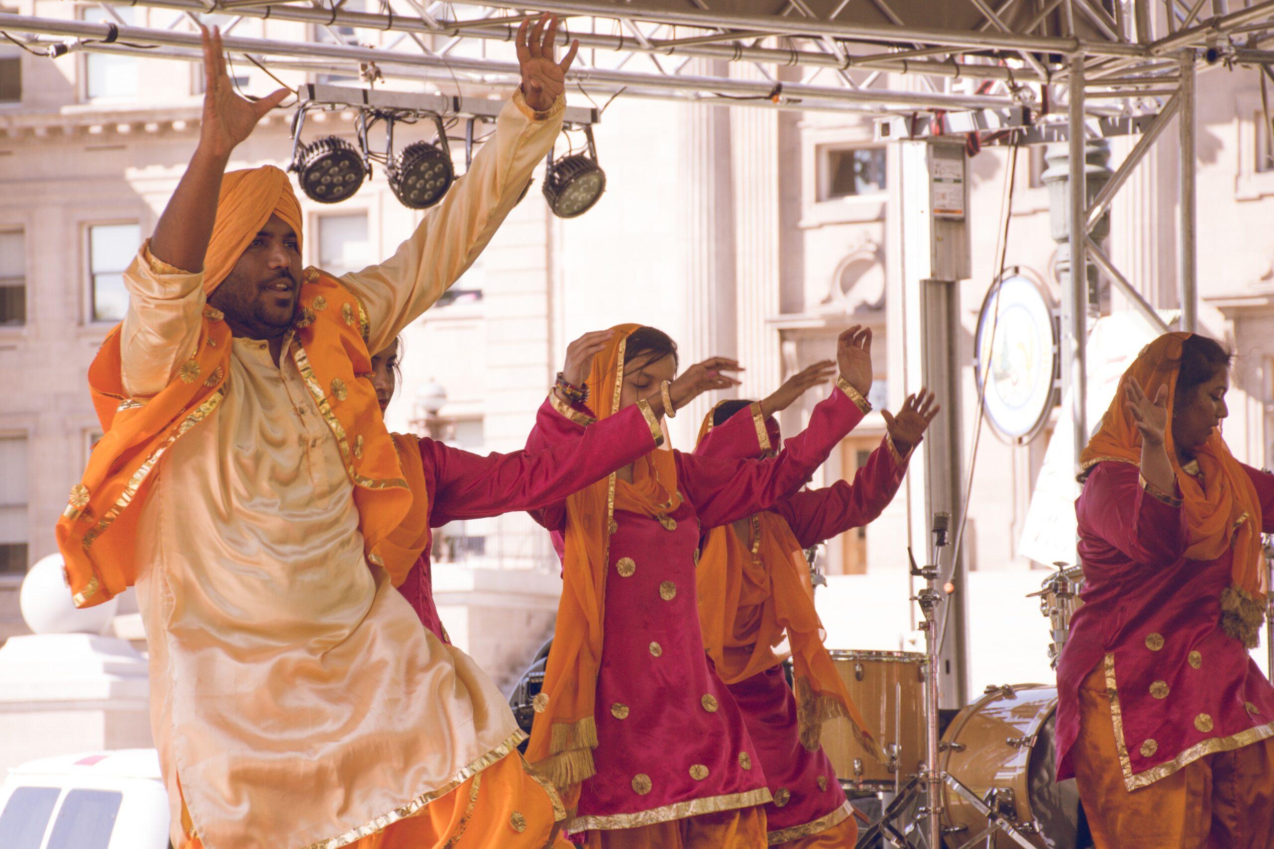Bhangra Dance Workshops for Schools