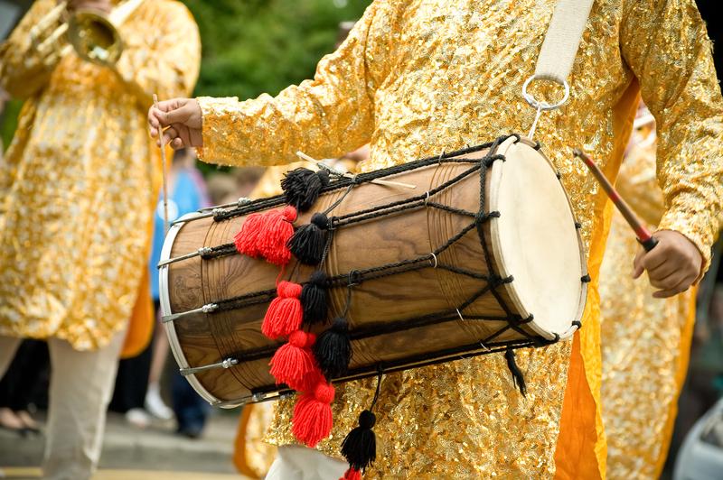 Bhangra Drumming Workshops for Schools