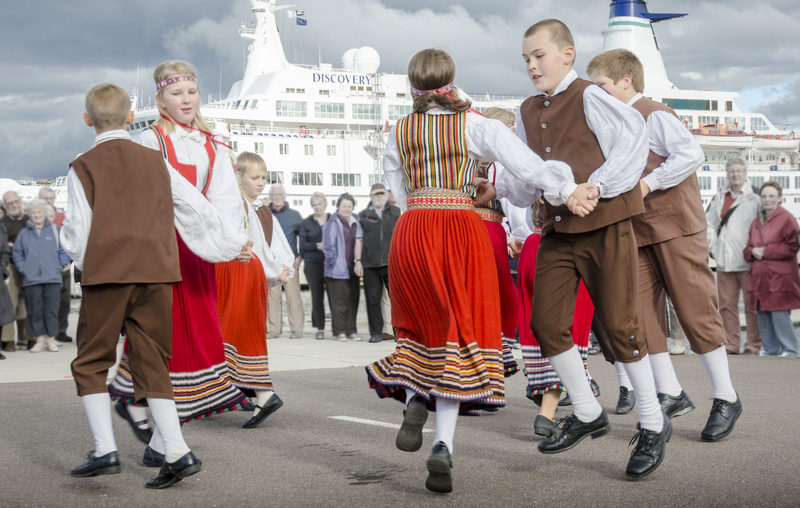 Estonian Dance