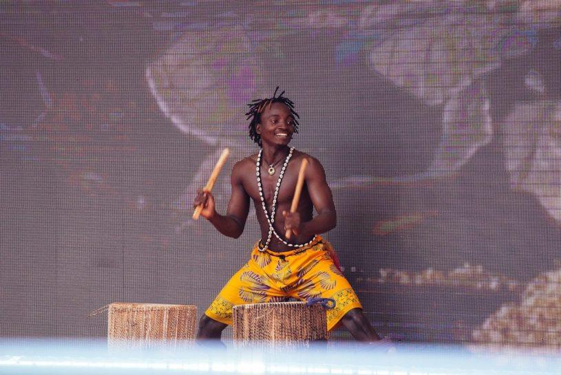 African Drumming Workshops for Schools