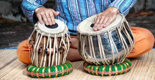 Tabla Drumming