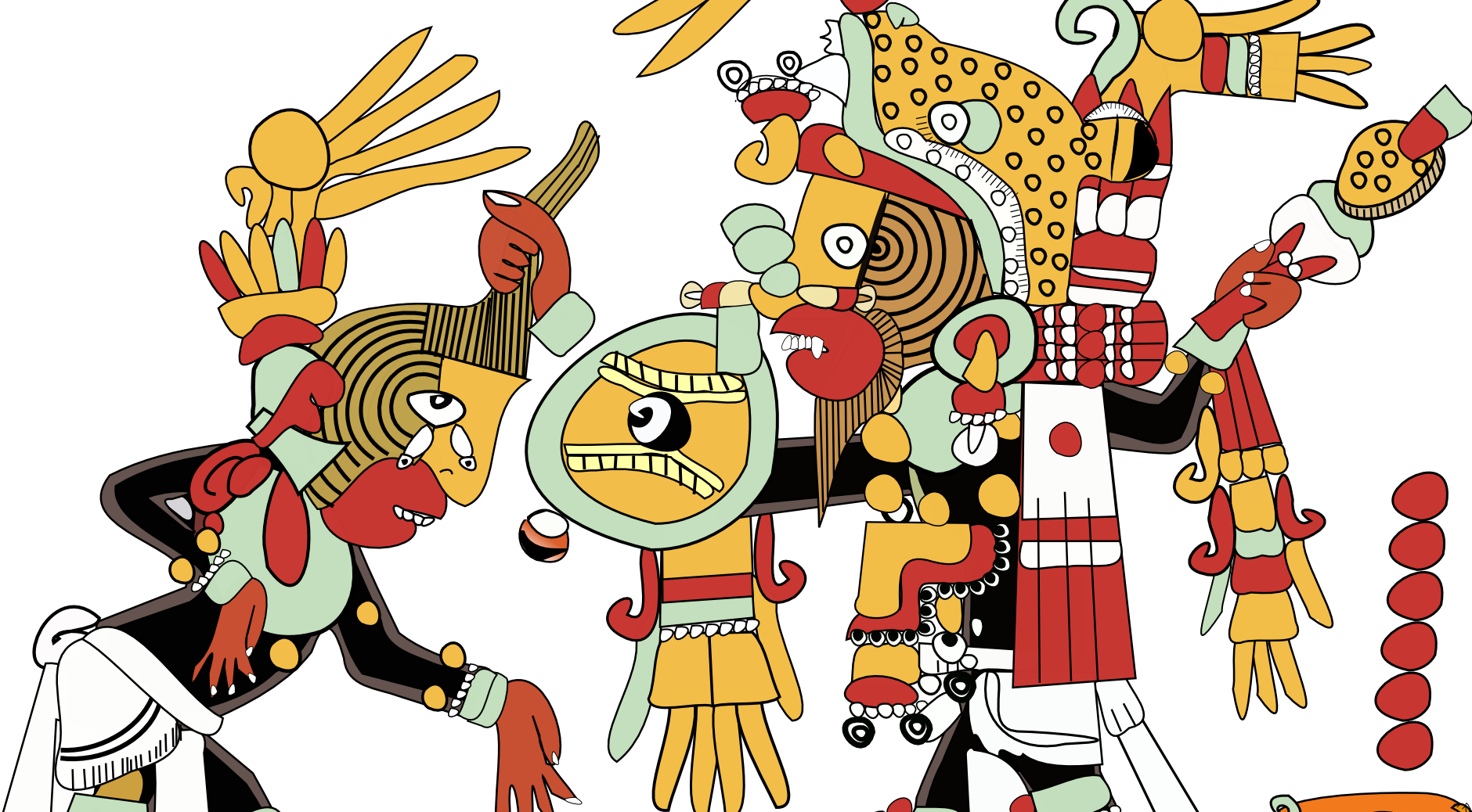 Mayan Dance Workshops for Schools