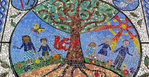 Mosaic Art Workshops for Schools