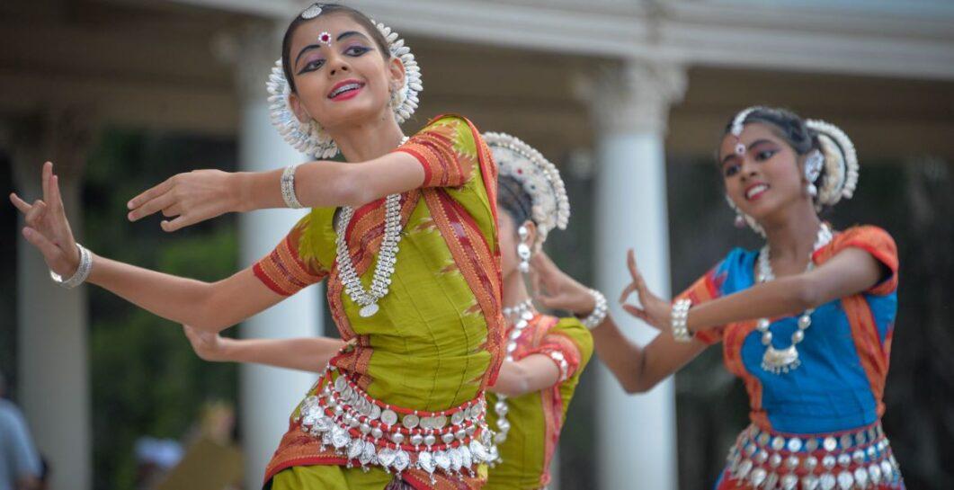 Indian Dance Workshops for Schools