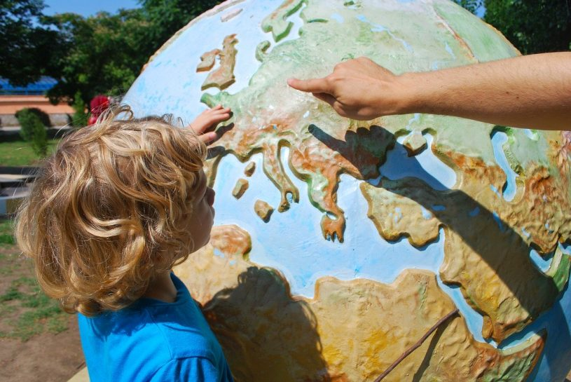 Geography Workshops for Schools