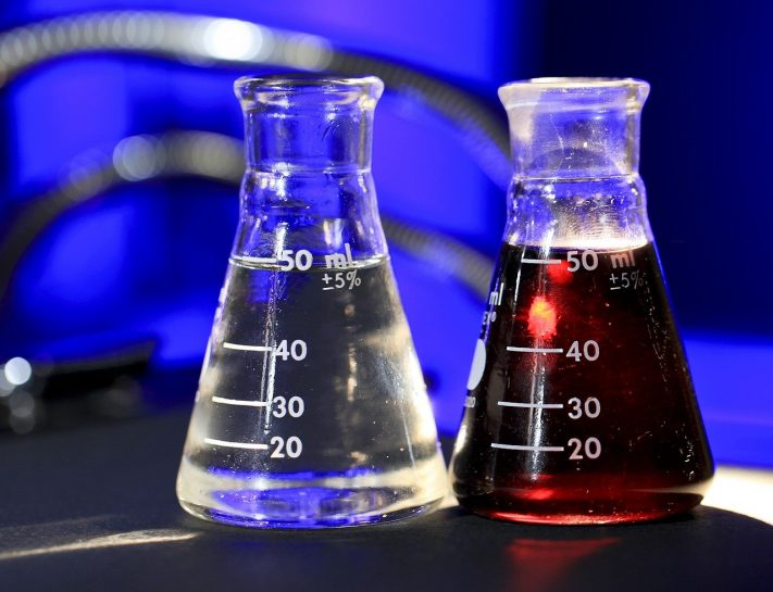 Chemistry Workshops for Schools