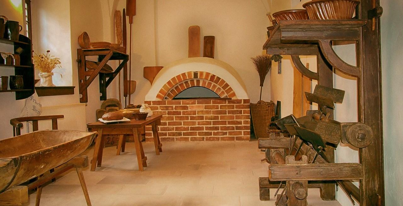 museum kitchen