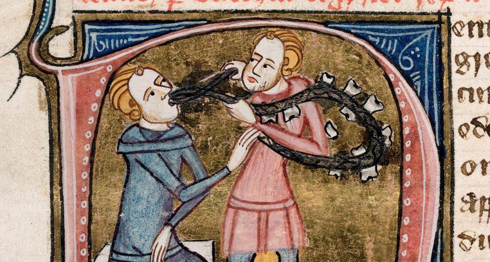 Medieval_MEDICINE