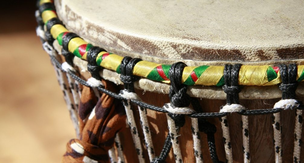 caribbean drum