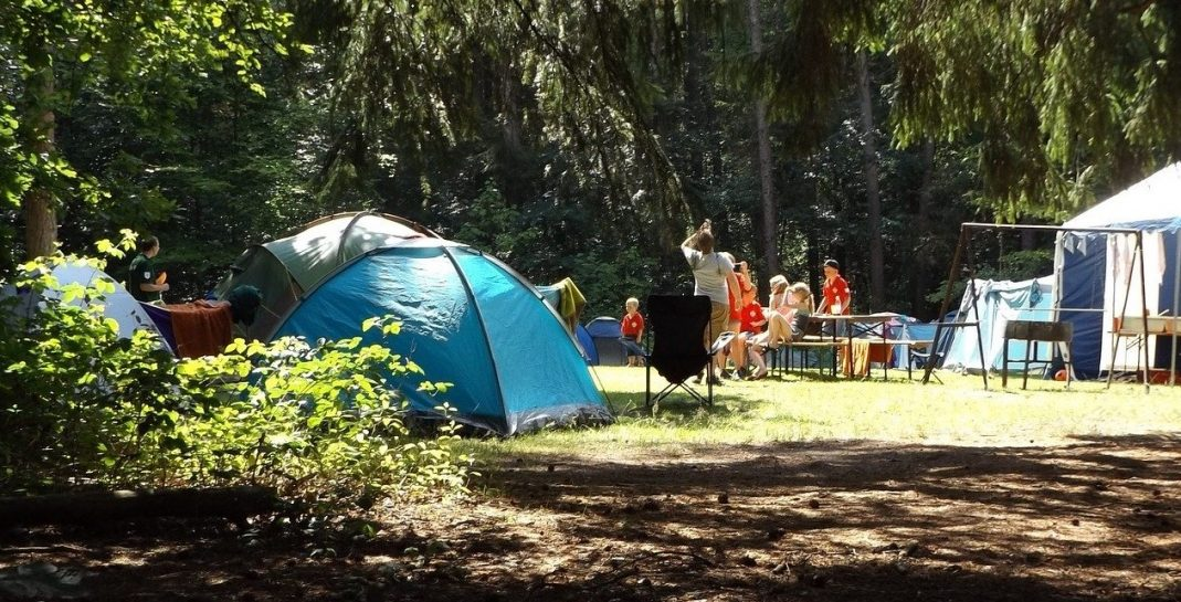 Campsites for School Trip Accommodation