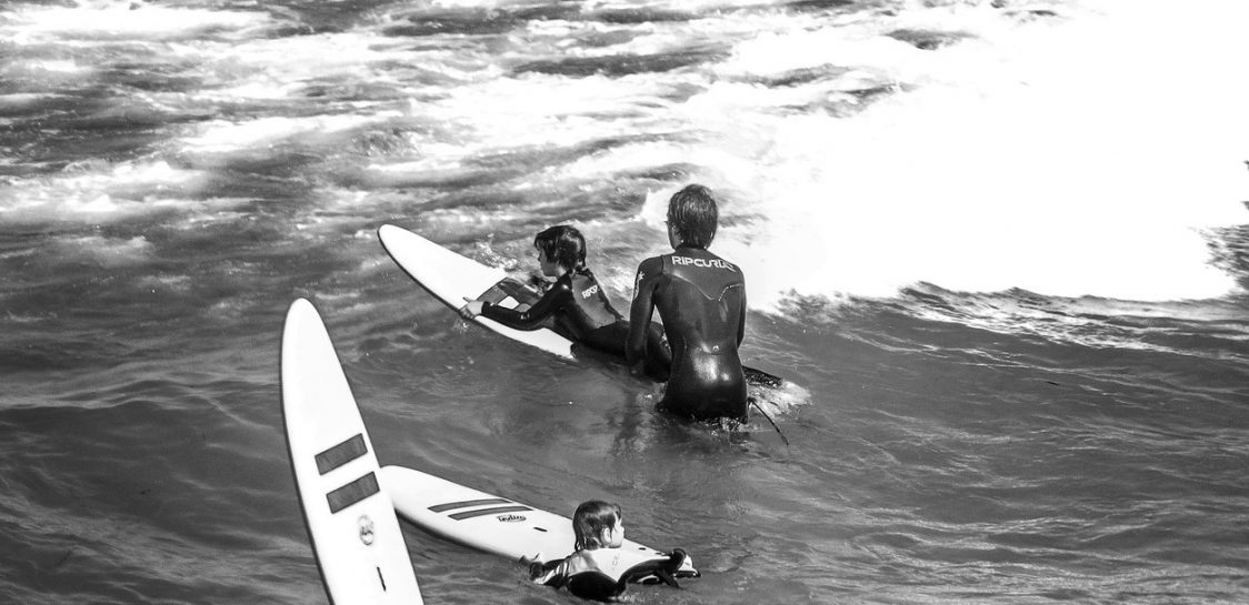 Surfing Centres for School Trips