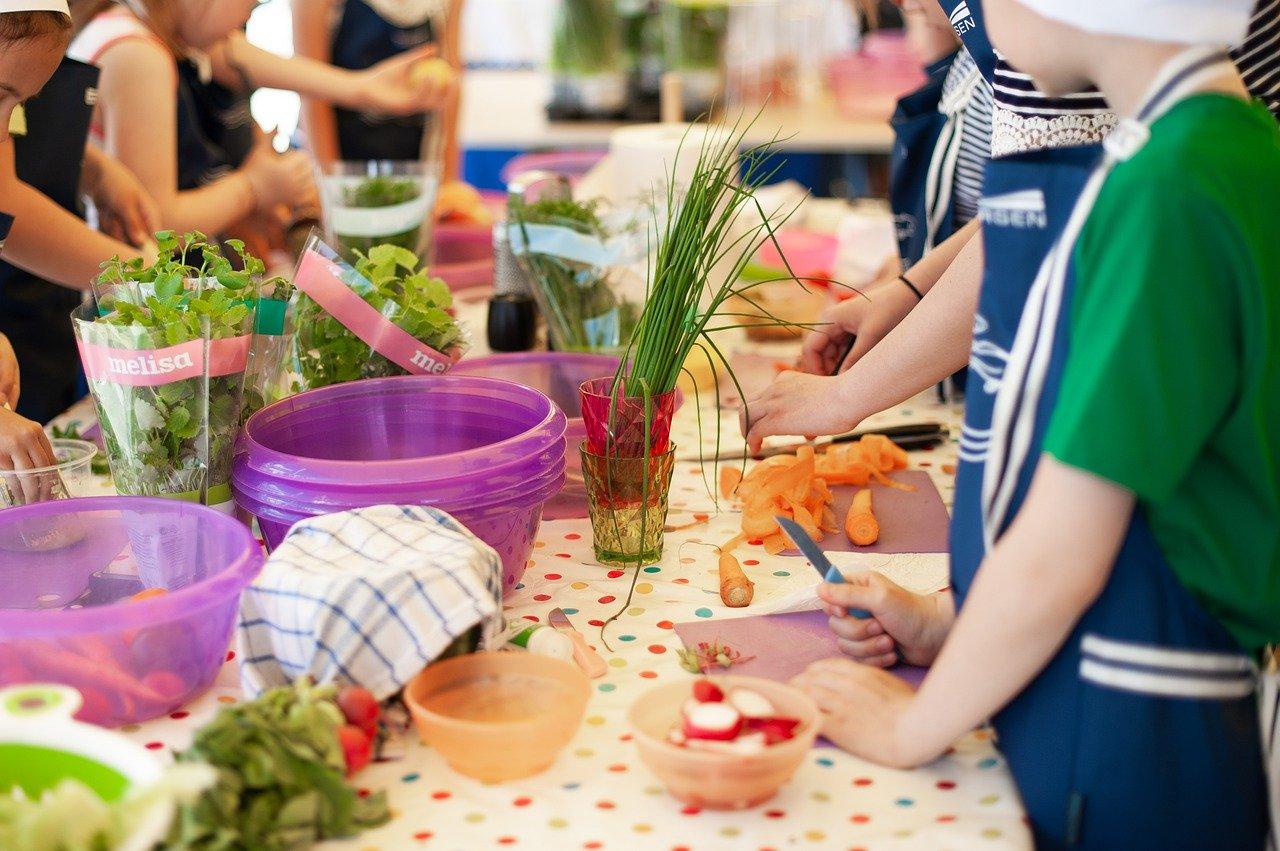 Cookery Workshops for Schools