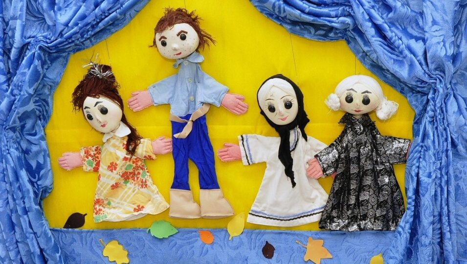 Puppet Shows for schools
